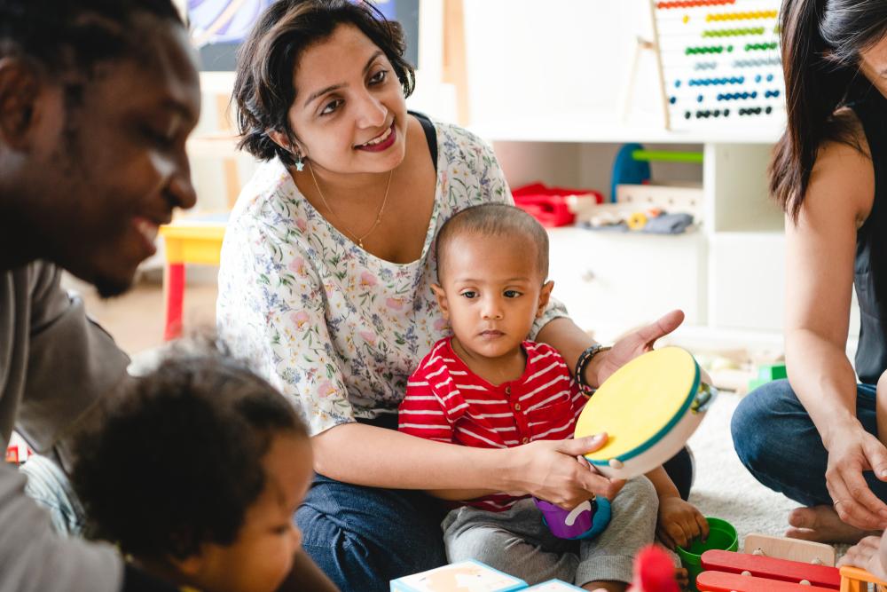 Elternbeteiligung und Elternbildung
