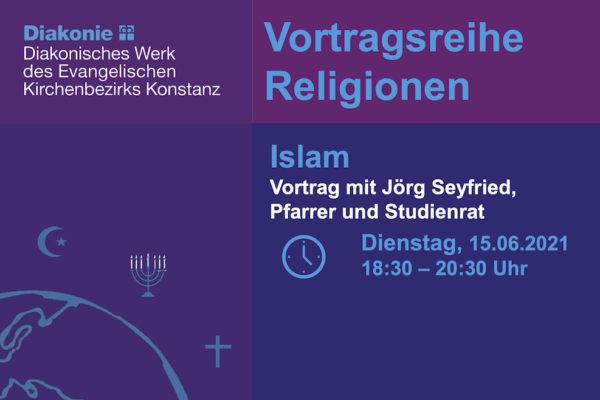 Vortragsreihe Religionen