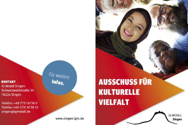 Ausschuss kulturelle Vielfalt