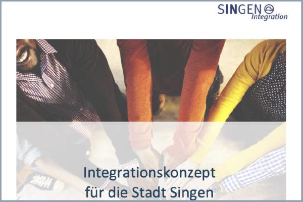 Integrationskonzept der Stadt Singen