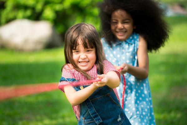 Ferienlager für geflüchtete Mädchen