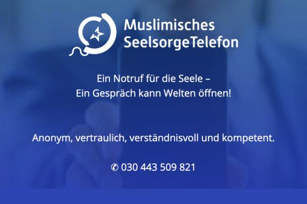 Muslimisches Seelsorgetelefon