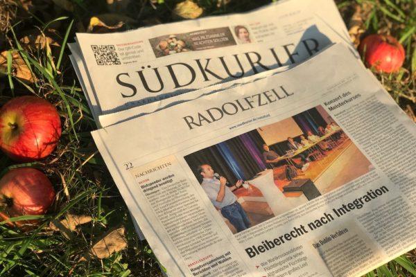 Bundestagskandidat:innen zur Flüchtlingspolitik