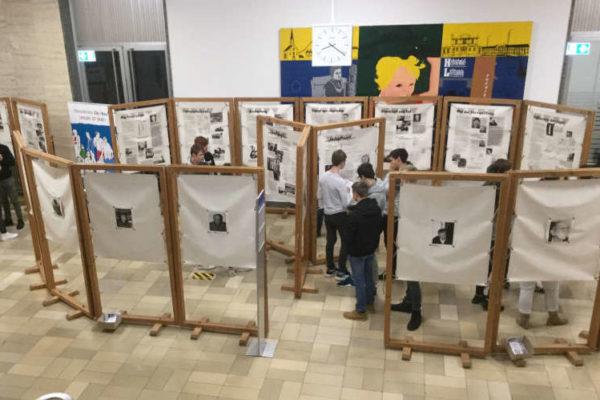 Ausstellung über Jugend-KZ