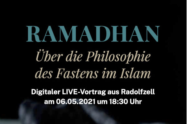 Vortrag: Warum fasten Muslime?