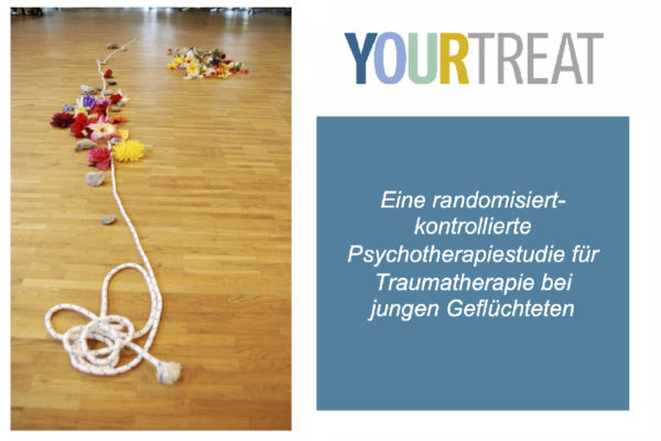 Studie für Traumatherapie